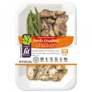 Perfect Fit Meals Herb Crusted Chicken