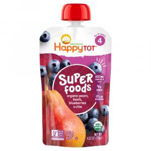 Happy Tot Organic Blueberry Pear Beet