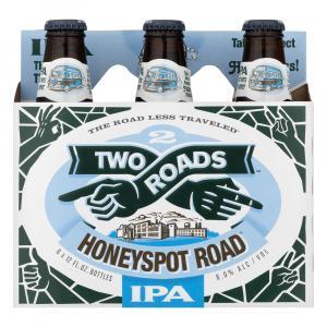 Two Roads Honeyspot Road White IPA
