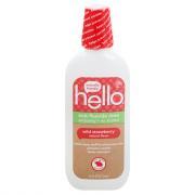 Hello Kids Fluoride Rinse Wild Strawberry