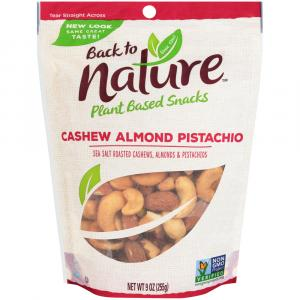 Back to Nature Cashew Almond Pistachio Mix