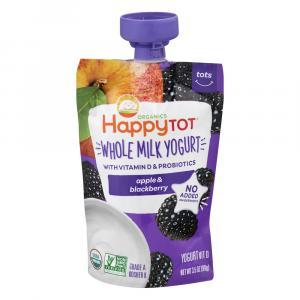 Happytot Organic Apple And Blackberry
