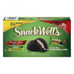 Snackwell's Devil's Food Cake Cookie Tray
