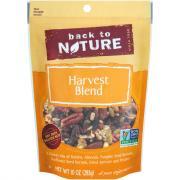 Back to Nature Harvest Blend Nuts