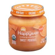 Happy Baby Stage 1 Jar Sweet Potatoes