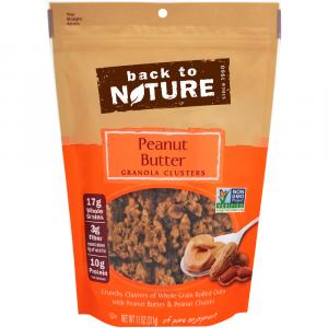 Back to Nature Peanut Butter Granola