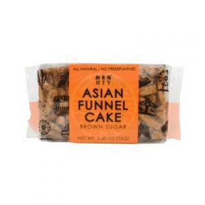 HTY Asian Funnel Cake Brown Sugar