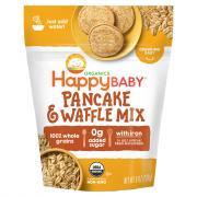 Happy Baby Organic Pancake & Waffle Mix