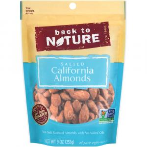 Back to Nature Sea Salt Roasted Almonds