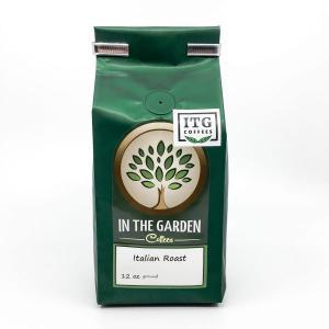 In The Garden Coffees Italian Roast Ground Coffee