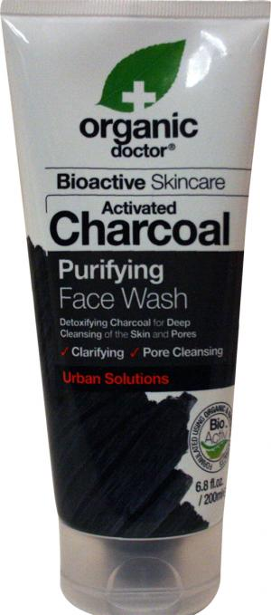Organic Doctor's Charcoal Face Wash