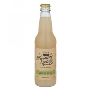 Harmony Springs Ginger Beer