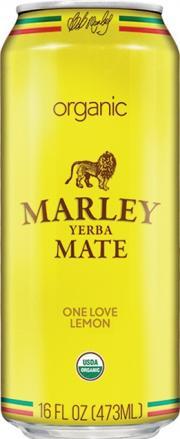 Marley Yerba Mate Organic One Love Lemon
