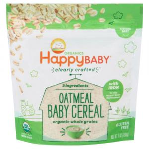 Happy Baby Oatmeal Baby Cereal