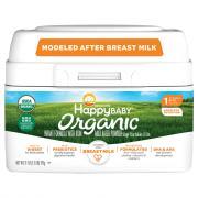 Happy Baby Organic Stage 1 Infant Powder Formula with Iron