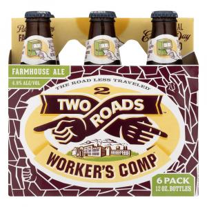 Two Roads Workers Comp Saison