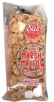 Eli's Double Marshmallow Crispy Bar