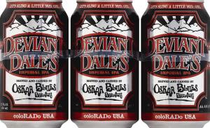 Oskar Blues Deviant Dales