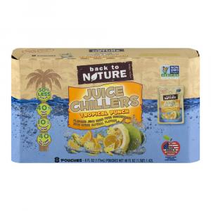 Back To Nature Chillers Tropical Punch