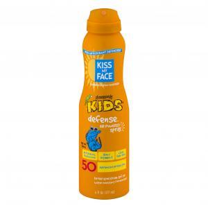 Kiss My Face Kids Defense Air Powered Spray Spf 50