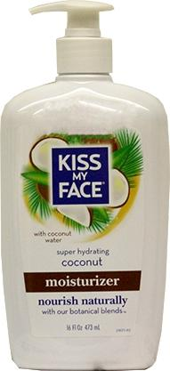 Kiss My Tropical Coconut Body Lotion