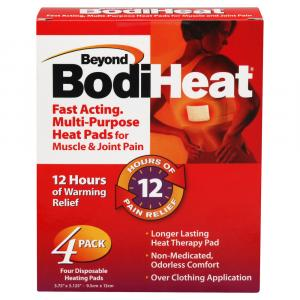 Beyond BodiHeat Disposable Heating Pads