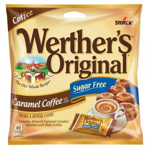 Werther's Sugar Free Coffee Candy