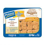 Perdue Fresh Breaded Chicken Nuggets with Cheese