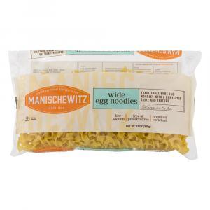 Manischewitz Broad Egg Noodles