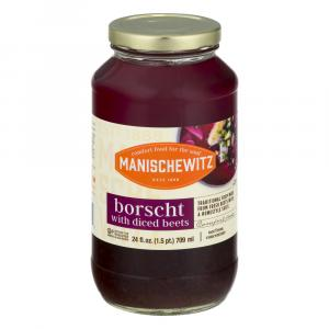 Manischewitz Borscht with Beets
