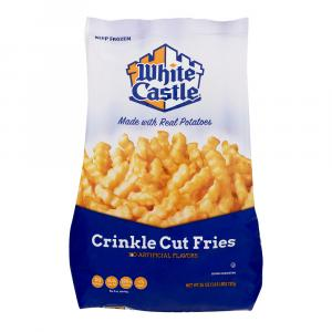 White Castle Crinkle Cut Fries