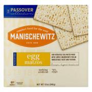 Manischewitz Passover Egg Matzos