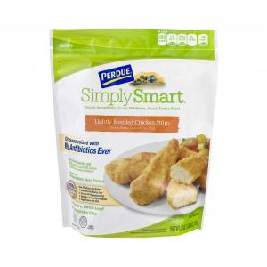 Perdue Simply Smart Lightly Breaded Chicken Strips