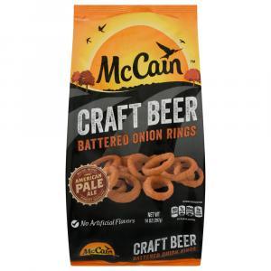 McCain Craft Beer Batter Onion Rings