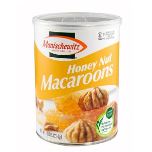 Manischewitz Honey Nut Macaroons