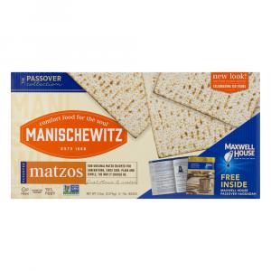 Manischewitz Matzos