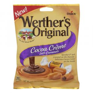 Werther's Soft Cocoa Creme Caramels