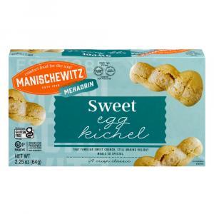 Manischewitz Egg Kichel for Passover