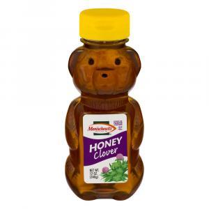 Manischewitz Clover Honey Bear