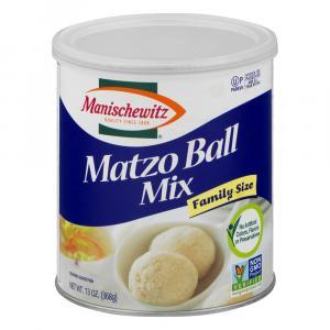 Manischewitz Family Size Matzo Ball Mix