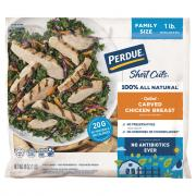 Perdue Short Cuts Family Size Carved Chicken Breast