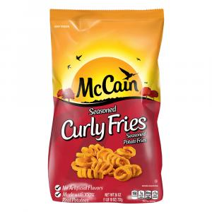 McCain Premium Seasoned Spirals
