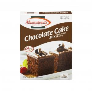 Manischewitz Chocolate Cake Mix
