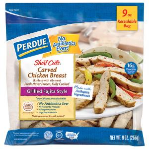 Perdue Grilled Fajita Style Chicken Breast Short Cuts
