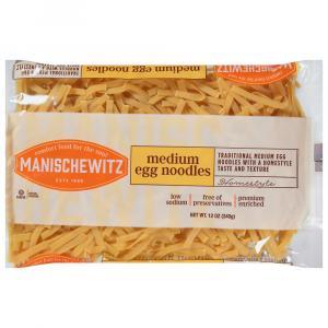 Manischewitz Medium Egg Noodles