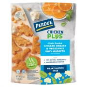 Perdue Chicken Plus Vegetable Dino Nuggets