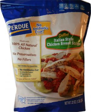 Perdue Grilled Italian Style Chicken Breast Strips