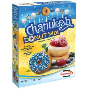 Manischewitz Chanukah Donut Mix