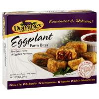 Dominex Eggplant Parmesan Bites