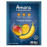Amara Tropical Mango Organic Baby Food First Stage